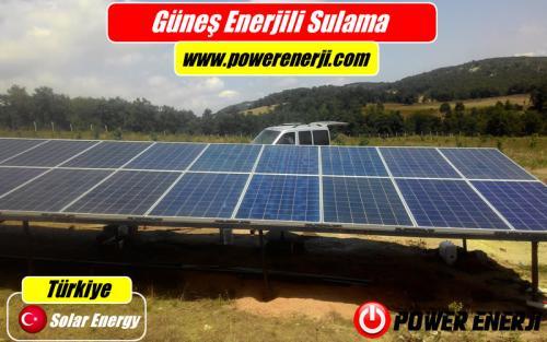 güneş enerjisi tarımsal sulama maliyeti