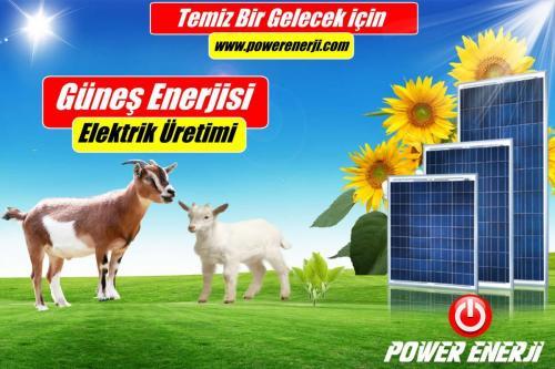 Solar Güneş enerji Panel Fiyatı POWER ENERJİ www.powerenerji.com
