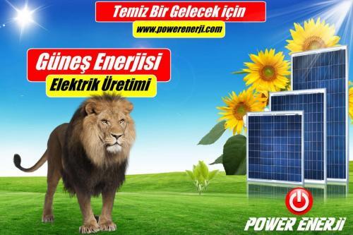 Solar Güneş Panel Fiyatları POWER ENERJİ www.powerenerji.com