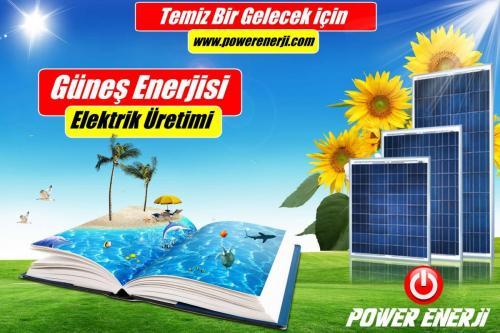 Solar Panel Fiyatları POWER ENERJİ www.powerenerji.com