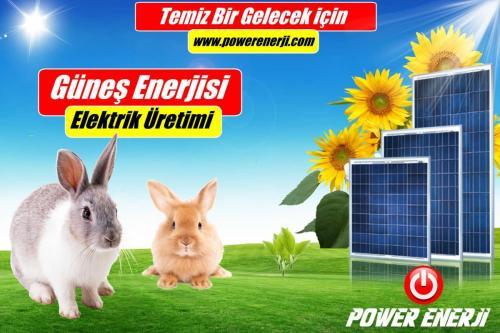 Solar güneş enerjisi Panel Fiyatı POWER ENERJİ www.powerenerji.com