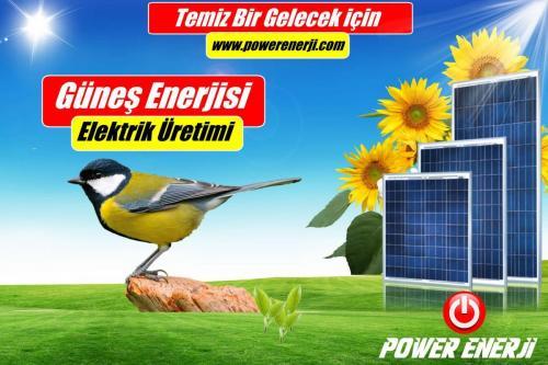 Solar Panel Fiyat www.powerenerji.com