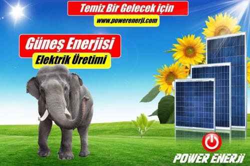 Solar Panels Fiyat www.powerenerji.com