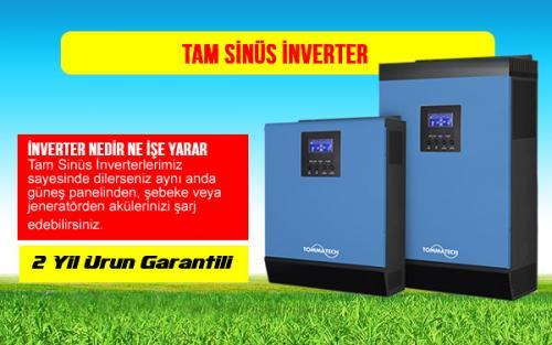 tam sinüs akıllı inverter invertör fiyatları 1000 - 2000-3000-4000-5000-8000-10000 watt Va